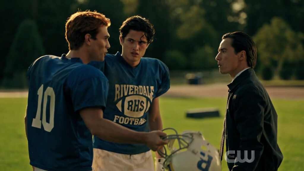 Riverdale 4x02 - Archie
