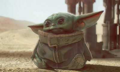 Baby Yoda, The Mandalorian, Star Wars, Gogo Magazine
