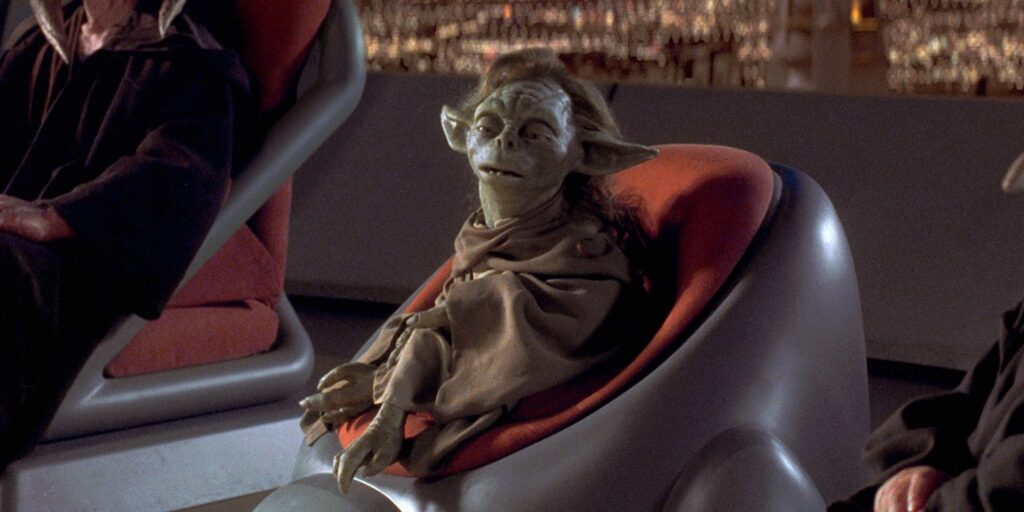 Yoda, Yaddle, Star Wars, Gogo Magazine