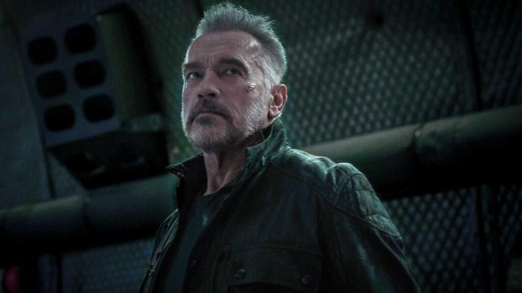 Terminator Destino Oscuro - Arnold Shwarzenegger
