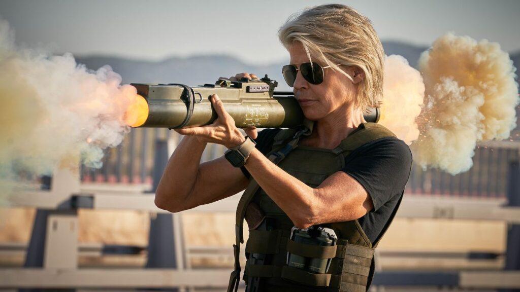 Terminator Destino Oscuro - Sarah Connor