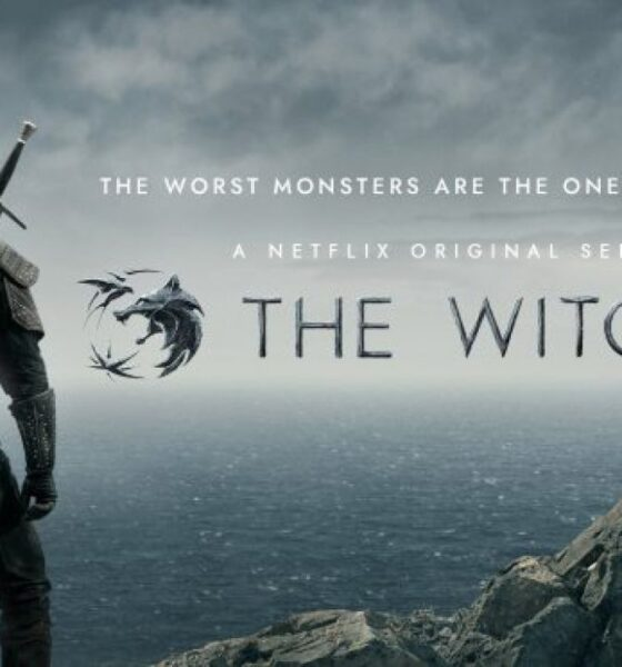 The Witcher - Cover