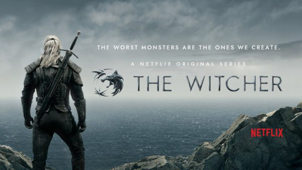 The Witcher 2, Netflix - Cover