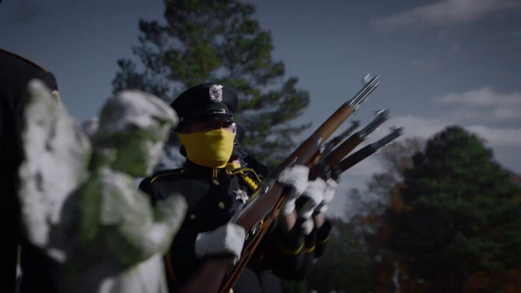 Watchmen 1x03 - Funerale