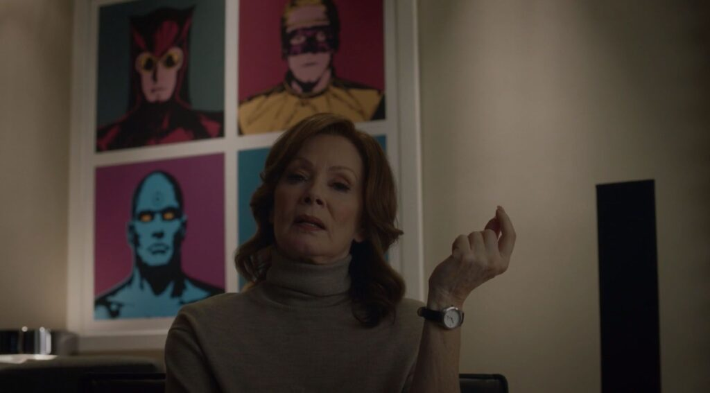 Watchmen 1x03 - Laurie Blake