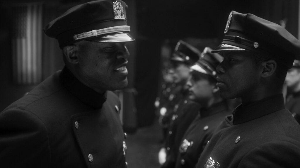 Will Reeves, Watchmen 1x06, HBO, Gogo Magazine