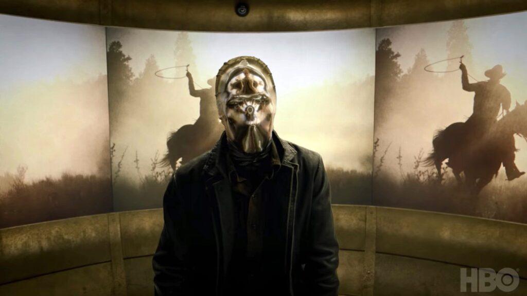 Watchmen - Mirror Man