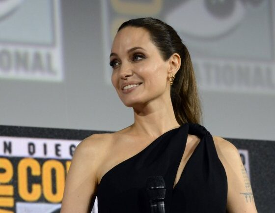 Angelina Jolie - The Eternals