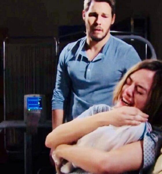 Beautiful, anticipazioni: Liam dice ad Hope che Beth è morta dopo il parto