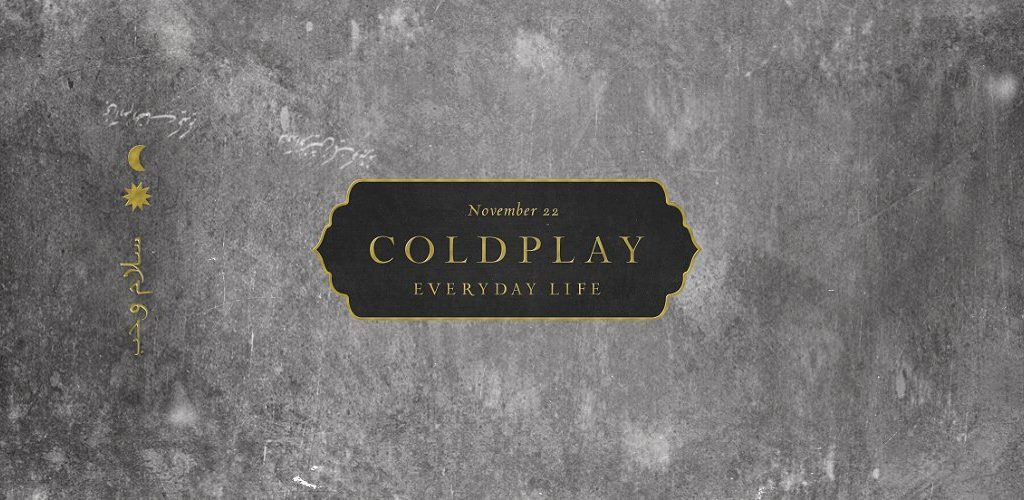 coldplay everyday life album