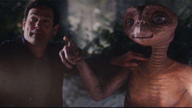 E. T. il sequel - A Holiday Reunion