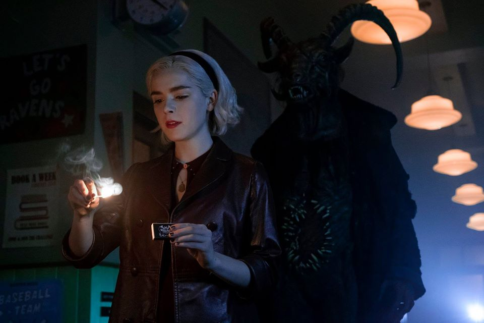 Le terrificanti avventure di Sabrina 3 - novità Netflix