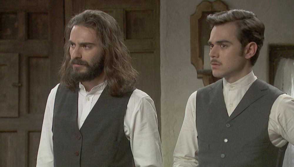 Il Segreto, anticipazioni: Matias e Isaac temono di finire in carcere, il motivo