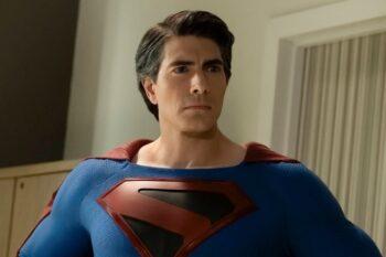 Brandon Ruth, Superman Returns, The CW, Gogo Magazine