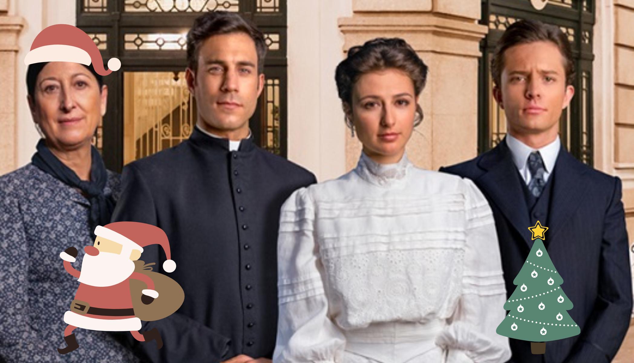 Una Vita: ecco la programma natalizia 2019 per la soap opera di Canale 5