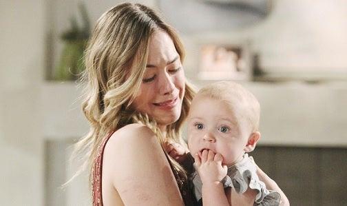 Beautiful - Hope scopre che Phoebe è in realtà Beth