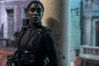 Lashana Lynch, Gogo Magazine, 007, James Bond, No Time To Die