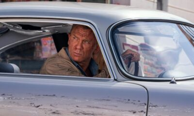 James Bond, Daniel Craig, 007, James Bond, Bond 25, No Time To Die, Gogo Magazine