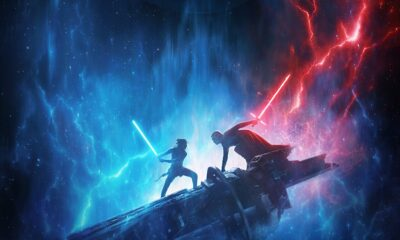 Rey, Kylo Ren, Episodio IX, L'ascesa di Skywalker, spade laser, Gogo Magazine