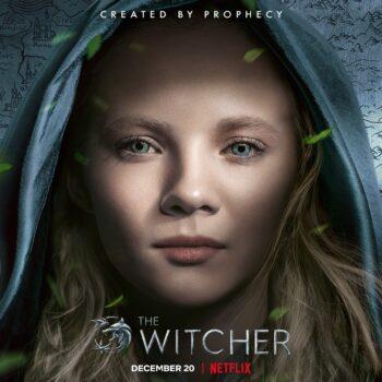 Ciri, The Witcher, Netflix, Gogo Magazine