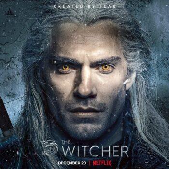 Geralt di RIvia, Henry Cavill, The Witcher, Netflix, Gogo Magazine