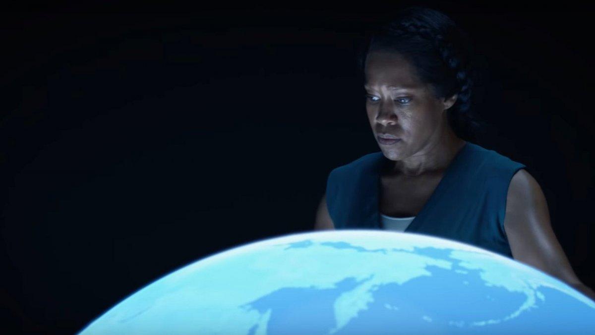 Watchmen 1x07, HBO, Angela Abar, Regina King, Sister Night, Gogo Magazine