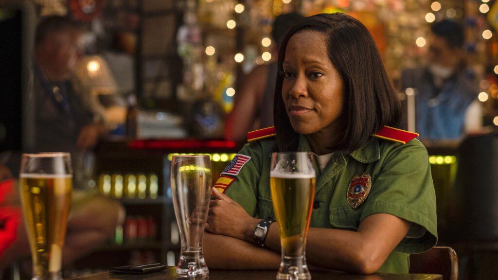 Watchmen, Angela Abar, Regina King, 1x08, Sister Night, Gogo Magazine