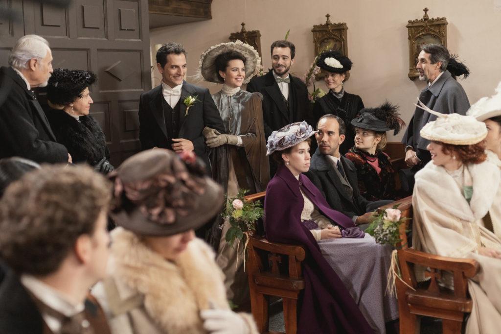 Una Vita: Il ritorno di Maria Luisa e Victor