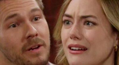 Beautiful, anticipazioni: Liam rivela ad Hope che sua figlia Beth è viva