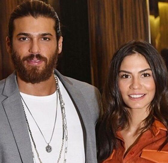 Bitter Sweet: Can Yaman è fidanzato con Demet Ozdemir? Parla l'attore