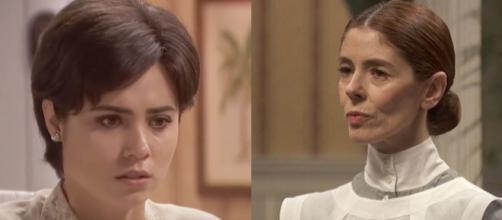 Il Segreto, puntate 2-7 febbraio: Maria chiede a Irene di scoprire il passato di Dori
