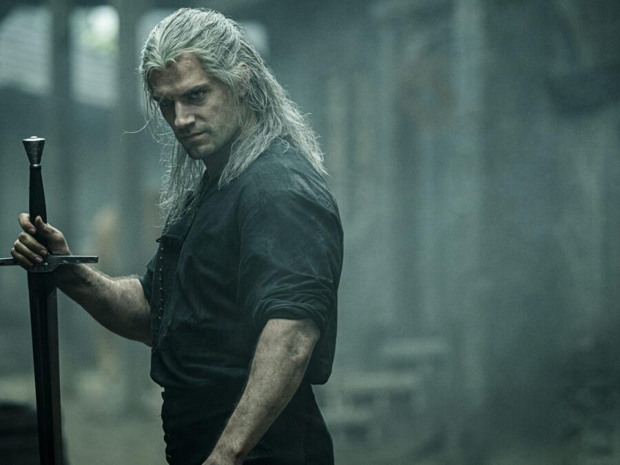 Novità Netflix di Dicembre - The Witcher