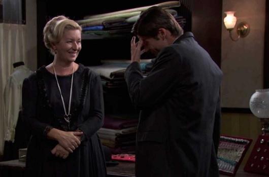 Una Vita - Susana diventa nonna, l'annuncio di Simon