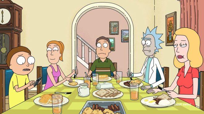 Rick e Morty - Super Bowl 2020