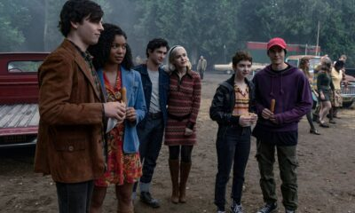 Novità Netflix - Le terrificanti avventure di sabrina 3