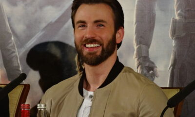 Defending Jacob - Chris Evans