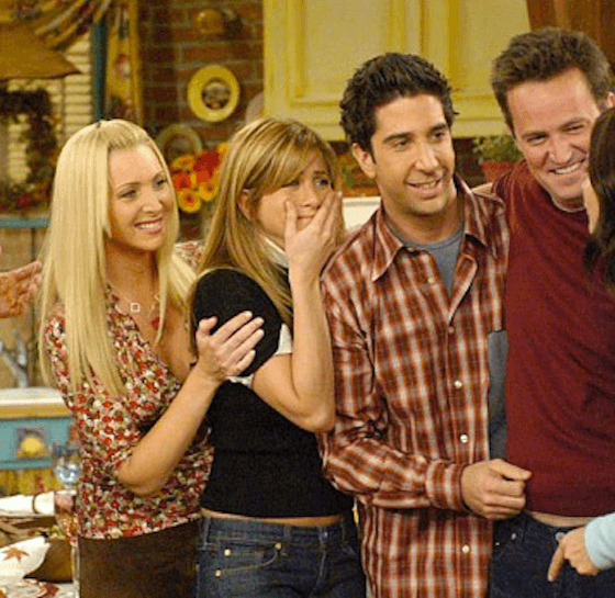 Friends - Jennifer Aniston