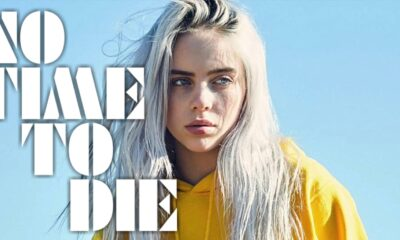 No Time To Die, Billie Eilish, 007, James Bond, Gogo Magazine