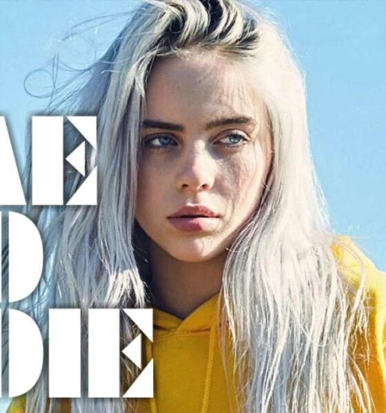 No Time To Die, Billie Eilish, 007, James Bond, Gogo Magazine