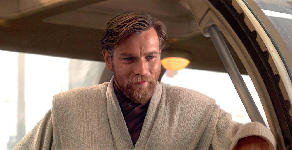 Obi-Wan Kenobi, Ewan McGregor, Star Wars, Gogo Magazine