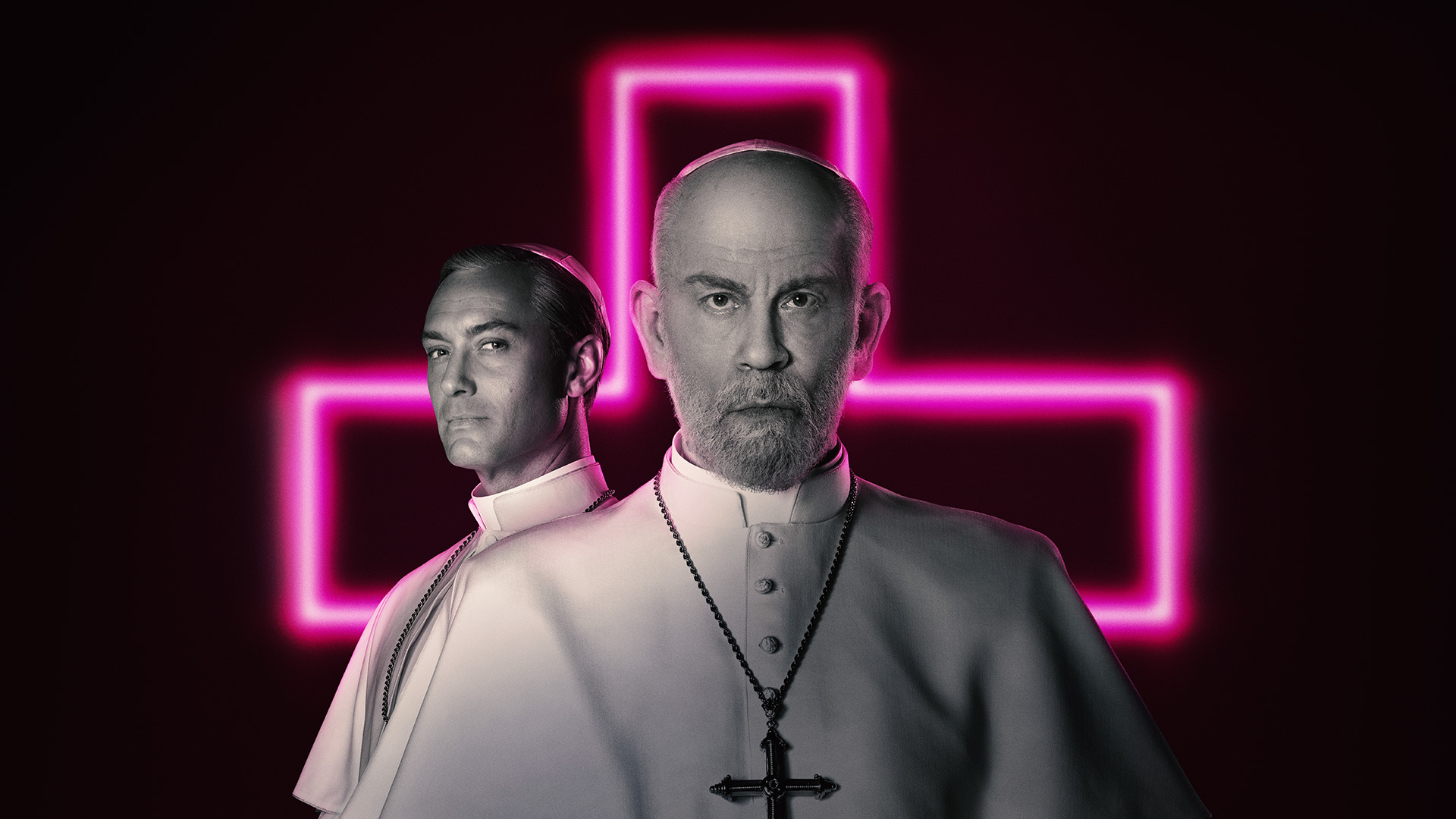 The New Pope, Jude Law, Sky, HBO, Sorrentino, John Malkovich, Gogo Magazine