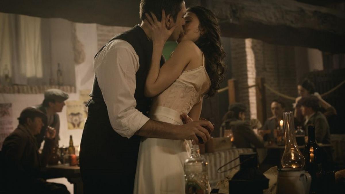 Una Vita, puntate 26-31 gennaio 2020: Telmo e Lucia si baciano