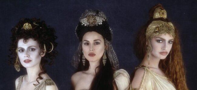 Dracula diventa The Brides