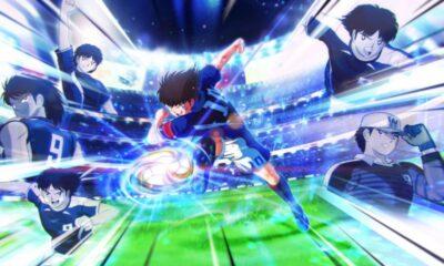captain tsubasa gioco