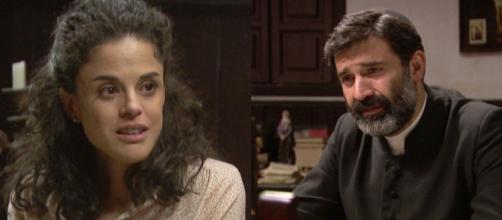 Il Segreto, puntate 19-24 gennaio 2020: Don Berengario fa la conoscenza della figlia