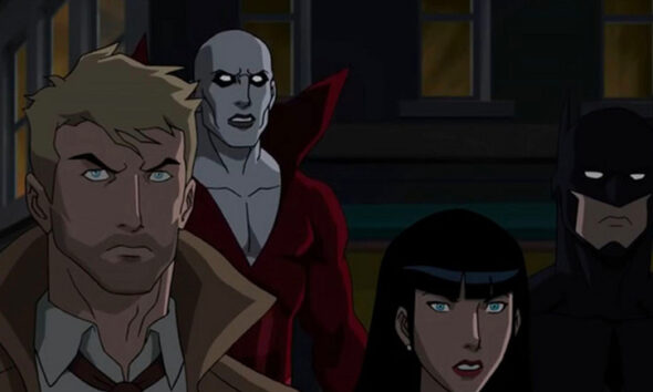 Justice League Dark - J.J. Abrams