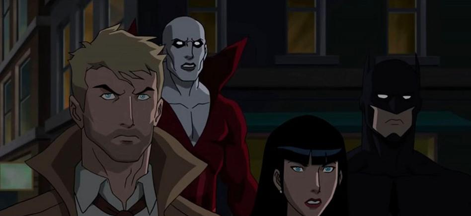 Justice League Dark - J.J. Abrams