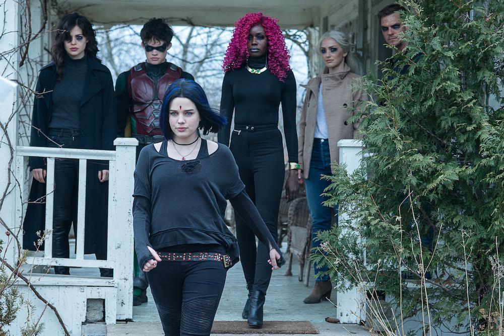Novità Netflix - Titans 2