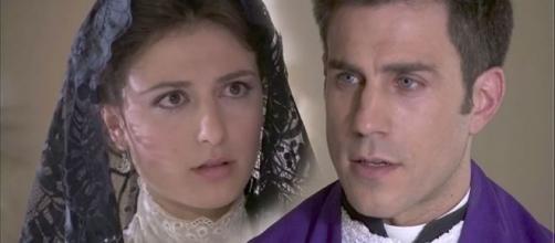 Una Vita: Lucia non sposa né Samuel né Telmo