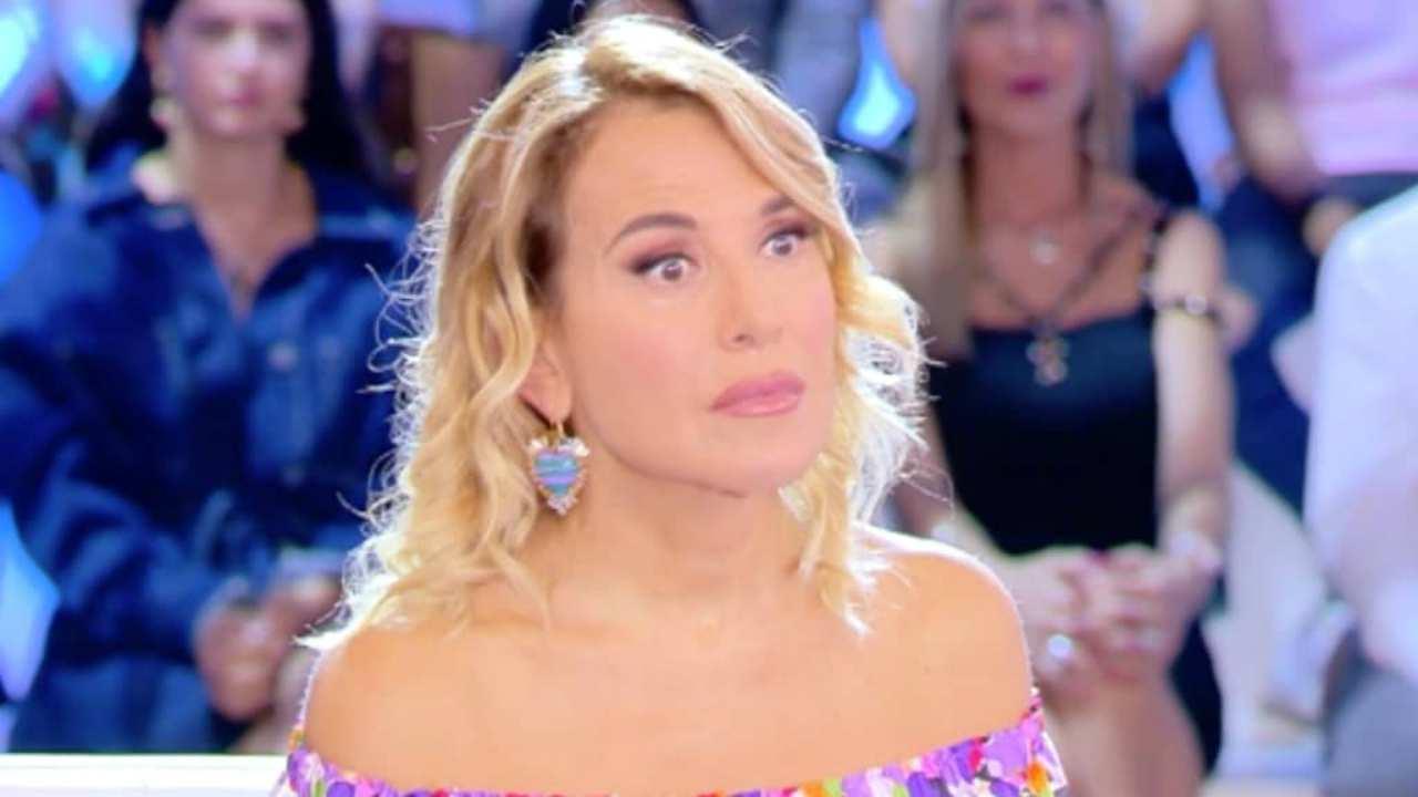 """Grande Fratello Vip, Barbara D'Urso contro Antonella: """"La storia della menopausa non si può sentire"""""""